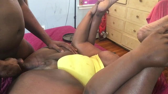 Daddy eating my pussy and daddy getting a rimjob 18