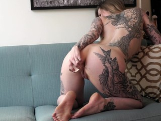 Suicide girls anal