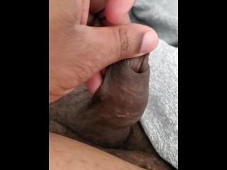 Soft foreskin...