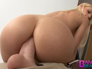 Banging Beauties Erica Fontes is Anally Talented