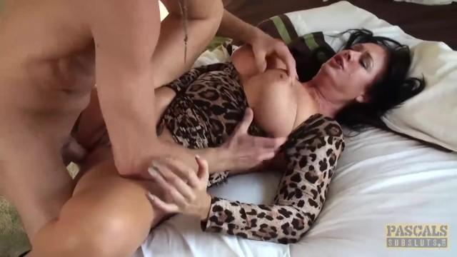 PASCALSSUBSLUTS - Sub MILF Jessie Jo squirts before creampie 16