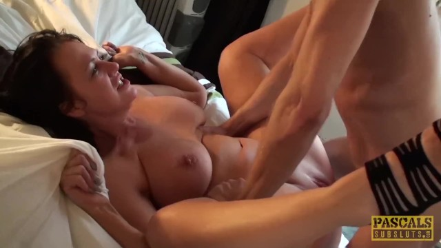 Big Dick;Big Tits;Blowjob;Creampie;MILF;Pornstar;Reality;Rough Sex;British pascalssubsluts, bdsm, british, uk, rough-sex, fetish, domination, reality, maledom, submissive, creampie, milf, squirting, cowgirl, fingering