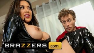 Brazzers - Dom Asain milf Kaylani Lei takes big dick