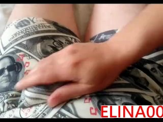 Hand job money cock and touch of small...