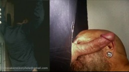 "Anonymous Gloryhole ""Business Lunch"""