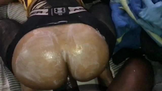 Big Booty Latina Solo Orgasm