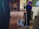 ARABS – Poor Janitor Gets Extra Money From Boss In Exchange For Sex