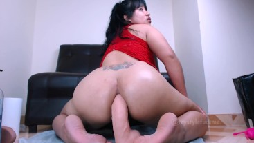 BIG DICK ON MY ASS
