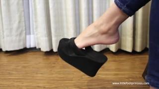 Mistress Feet Slave