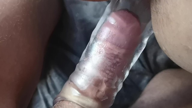 Andro penis extender device First time with new extender