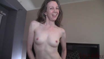 Passionate Sex with Lily Lark Blowjob CowGirl Orgasm Cumshot