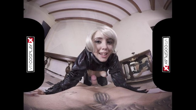 VRCosplayX.com XXX Cosplay TEEN Compilation In POV Virtual Reality Part 1 44