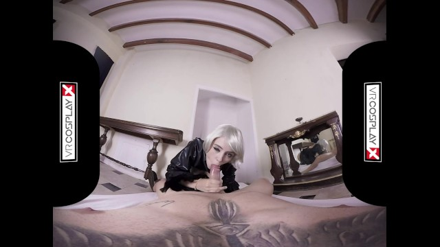 VRCosplayX.com XXX Cosplay TEEN Compilation In POV Virtual Reality Part 1 11