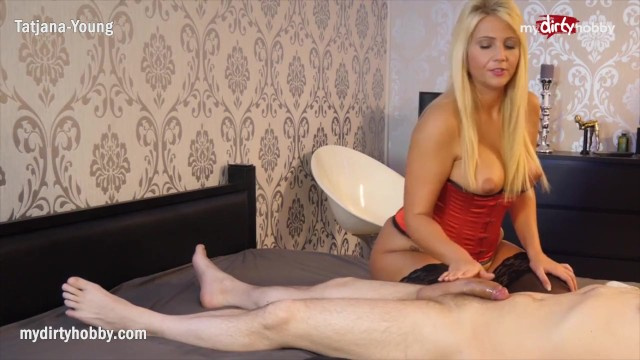 Free tatjana simic nude pictures - Mydirtyhobby- tatjana-young left his cock drained after this erotic massage