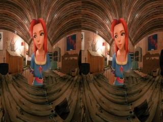 Marin Growth VR Test!