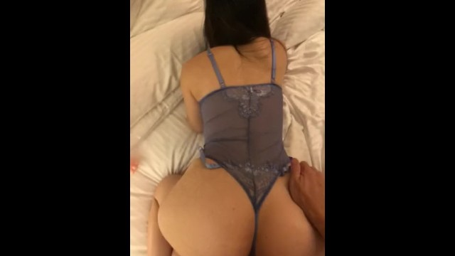 Sexy amateur milf Fuck curvy wife sexy lingerie