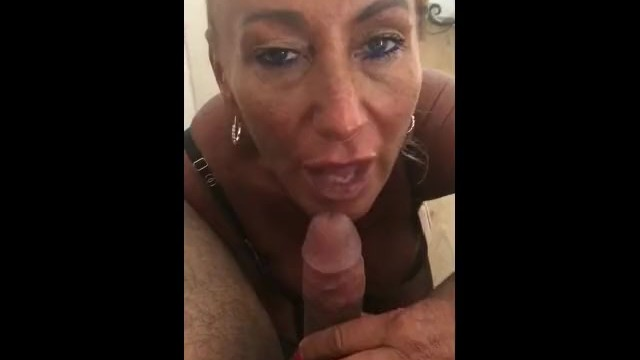Deep throat bj movie Lisa32ff deep throat bj with lots of cock worship and filthy talk, cim