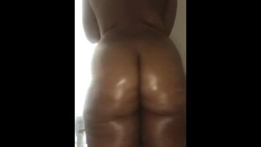 Big booty ass clap