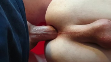 Tight ass on a big dick