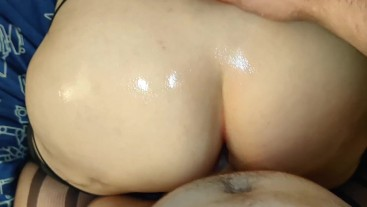 Getting fucked Real Fucking Hard by a Hard Fucking Cock
