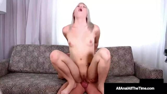 Anal Loving Olivia Kasady Ass Fucked, Gaped & Anal Creampied