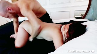 wife just wanted a massage (then THIS happens!) Real amateur asian SQUIRTS