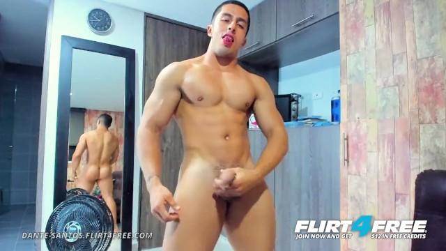 Free baseball studs gay - Dante santos on flirt4free - muscle worship and ass play with latino stud