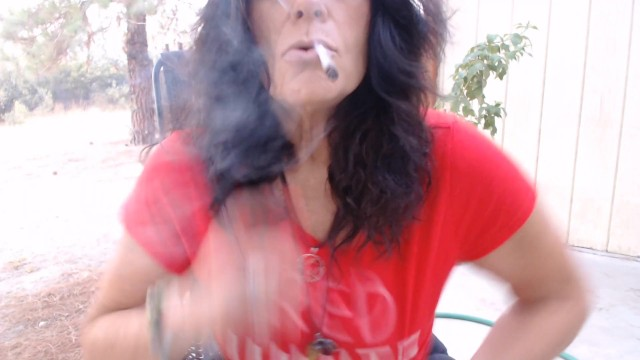 Sexy 4th of july pics Mommy blazes at dawn on 4th of july- smoking fetish
