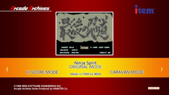 audaps ACA Ninja Spirit Switch 15
