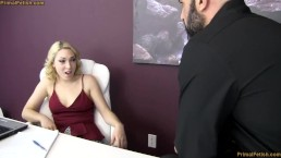 Cock Teasing Bitch Put Under A Spell and Used Like A Whore - Lily LaBeau