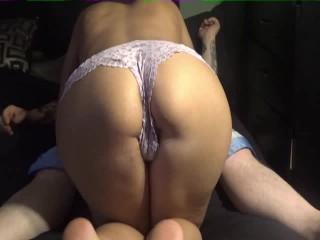 Face down ass up porn cum facial yummy...