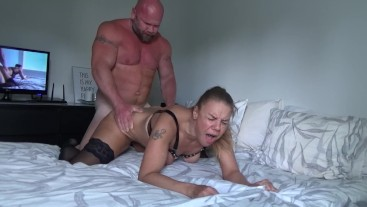 Real Love, Real Sex and Real Loud Orgasms