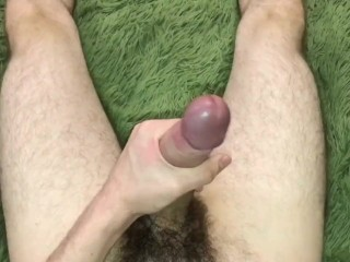 Happy ending very hairy pubis size 23cm...