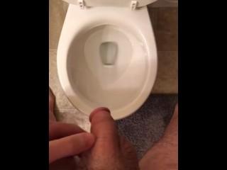 Hot guy pissing