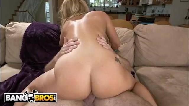 BANGBROS - PAWG AJ Applegates Big Juicy Ass Taking Anal 10