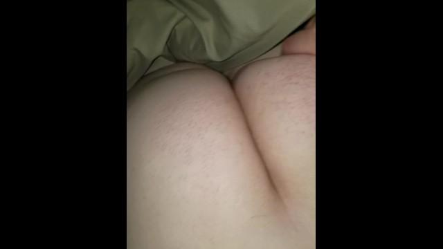 Rubbin her ass n tits 16