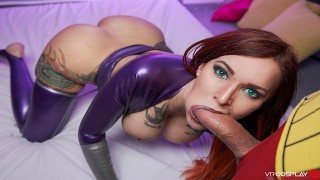 VRCosplayX.com XXX REDHEADS Compilation In POV Virtual Reality Part 2
