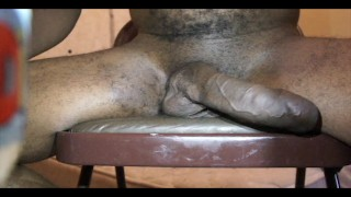 BBC Talking Dirty W/ Deep Voice about uncut Dick Fucking Your Wife Pussy