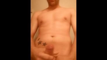 Smooth Horny Teen Boy tries Fleshlight and tastes his cum