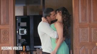 Sunny Leone Hottest Kissing Scene