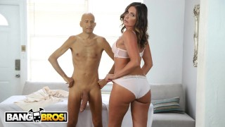 BANGBROS - Helena Price Gets Her Tight Pussy Penetrated By Vlad The Impaler