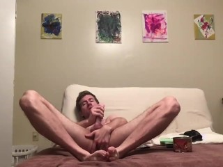 My asshole and cock...