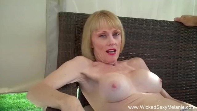 Amateur;Blonde;Blowjob;Hardcore;MILF wickedsexymelanie, mom, mother, anal, ass, arse, butt, asshole, doggy, taboo, milf, cougars, gape, gaping, penetration, creampie