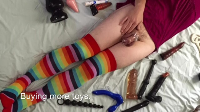 Effects of Sissy Training - this sissy's journey
