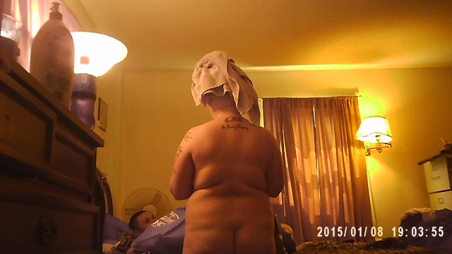 Fucking towel Massage and fucking part 2 girl in towel