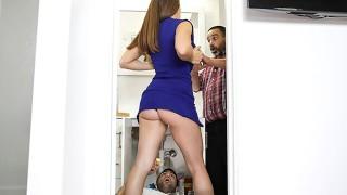 MYLF - Sexy Cougar Seduces Her Big Dick Stepson