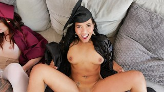 DaughterSwap- Orgy After Graduation