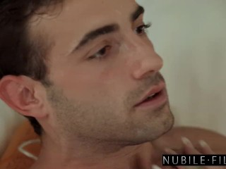 NubileFilms – Rival Spies Have Unbelievable And Surprising Intercourse S32:E10