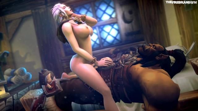 Jaina proudmoore nude