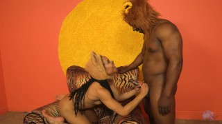 The Loin King: The Lion King Porn Parody